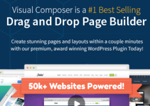 Visual Composer - Page Builder
