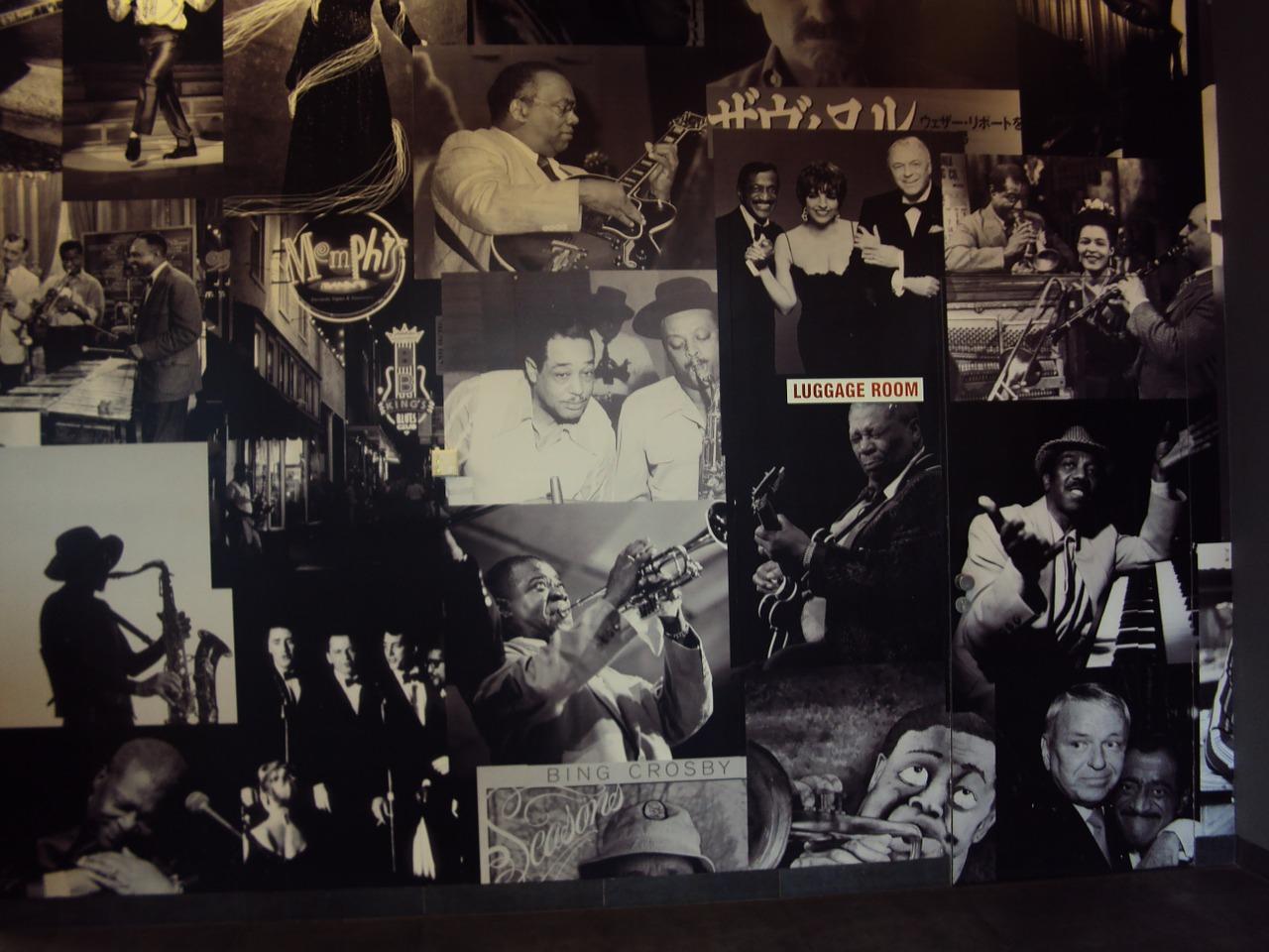 Jazz muscians