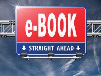 ebook straight ahead sign