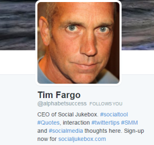 Tim Fargo-Social Jukebox