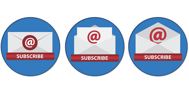 subscribe to email list