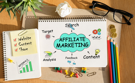 Affiliate Marketing Notebook